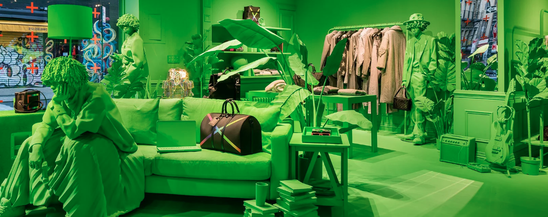 Louis Vuitton's Creative Director